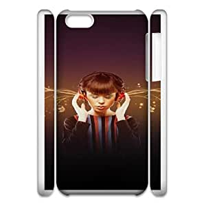 iPhone 6 5.5 Inch Cell Phone Case 3D music 6 DIY Ornaments xxy002-9151003