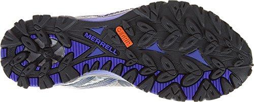 Merrell Frauen Grassbow Air Trail Laufschuh Granit / Blau