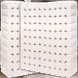 Lanhui 10 Rolls Paper Hand Towels Toilet Paper
