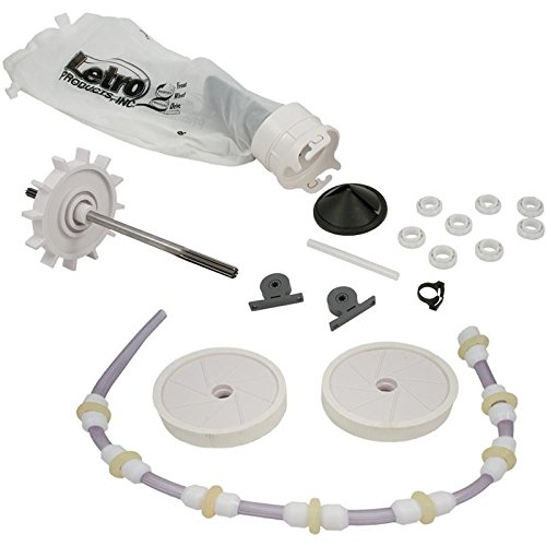 Pentair LL205N Tune-Up Replacement Kit Legend 4-Wheel Pool and Spa Cleaner by Pentair