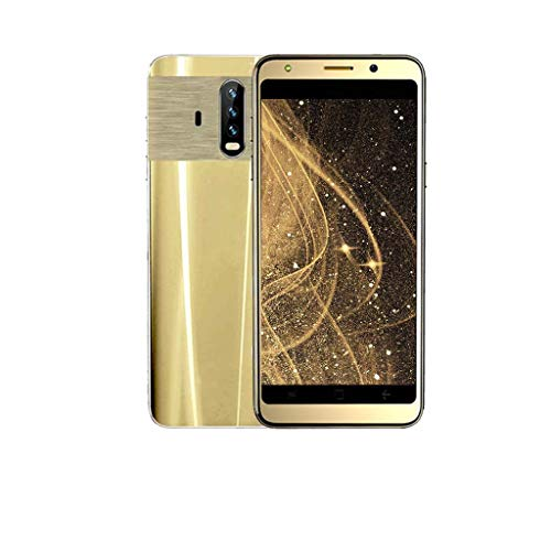 Matoen New 5.5 inch Dual HD Camera Android 5.1 512M+4G GPS 3G Call Mobile Phone US Smartphone (Gold) by Matoen (Image #4)