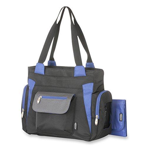Graco SOS Sport Tote Diaper Bag, Blue