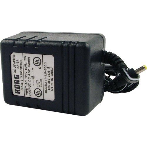 - Power Supply - 4.5 Volt, Korg, KA193