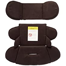 Clek Thingy Infant Insert (for Use with Fllo and Foonf Convertible Seats), Shadow, Black
