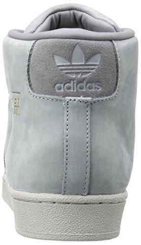 One grey Grey Scarpe Collo Promodel Three A Adidas grey Uomo Alto Mid nqFPw0Wgfv