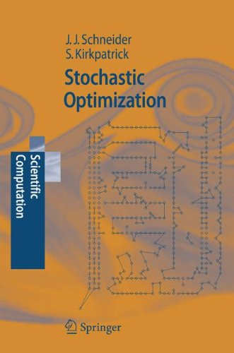 Stochastic Optimization (Scientific Computation) by Brand: Springer