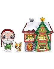 Funko Pop! Town Holiday Santa House with Santa and Nutmeg (PS4/Xbox One)