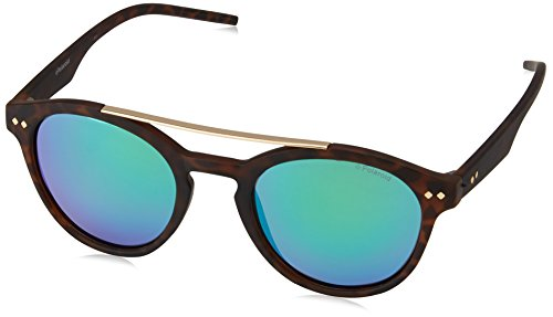 Sunglasses Polaroid Core Pld 6030 /S 0N9P Matte Havana / 5Z gray mlt green - Polaroid Sunglasses Buy
