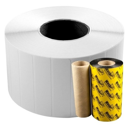 Wasp Thermal Receipt Paper. 12PK WASP THERMAL RECEIPT PAPER /280 FOOT ROLLS BP-SP. 12 / Roll (Wasp Thermal Receipt Paper)