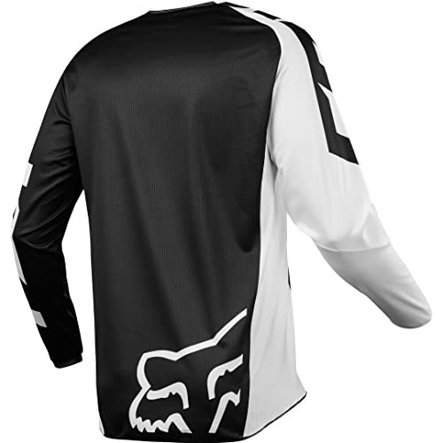 Fox Racing 180 Race Mens Off-Road Jersey Black 2X-Large
