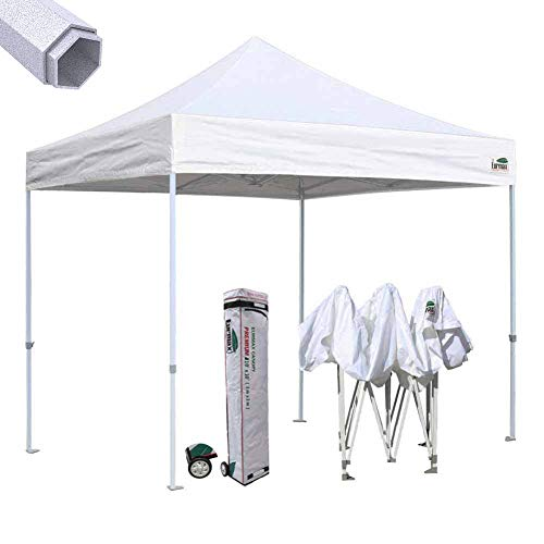Eurmax Premium 10 X 10 Pop up Instant Canopy Foot Legs Comme
