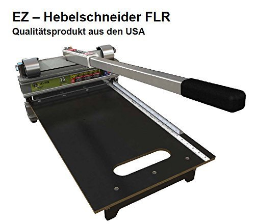 Hebelschneider FLR-33cm für Laminat und Designbeläge