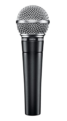 Shure SM58-LC Cardioid Dynamic Vocal ()