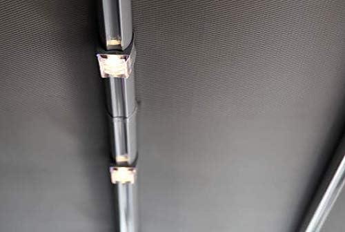 NAO - Pérgola para toldo retráctil Impermeable (3, 5 x 3 m): Amazon.es: Jardín