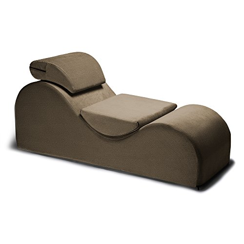 Liberator Esse Sensual Lounge Chair - Special Edition, Coffee