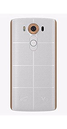 Back Cover Battery Door for LG V10 VS990 Verizon White Certified Refurbished