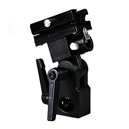 Gmilk High Quality New Design Ajustable Flash Bracket Swivel