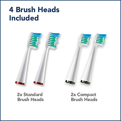 Waterpik WP-950 Complete Care 7.0 Water Flosser and Sonic Tooth Brush by Waterpik (Image #14)