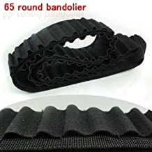 """Flagaway® 3"""" / .410 410 guage - 65 Round Rifle Ammo Stealth Shell holder Shoulder Bandolier Carrier 63"""" Long Fits .410 Gauge Ammo"""