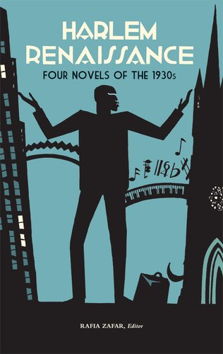 Search : Harlem Renaissance: Four Novels of the 1930s (LOA #218) (Library of America)