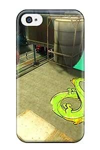 Lennie P. Dallas's Shop 6175063K37194520 Pretty Iphone 4/4s Case Cover/ Shaun White Skateboarding Series High Quality Case