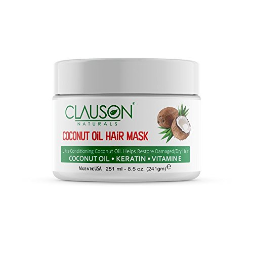 Coconut Oil Hair Mask Treatment