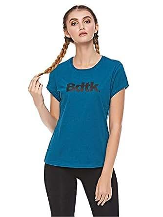 Bodytalk Top T-Shirt for Women - Teal XL