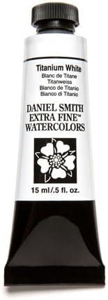 Acuarela DANIEL SMITH Extra Fin 15ml Paint Titanium white