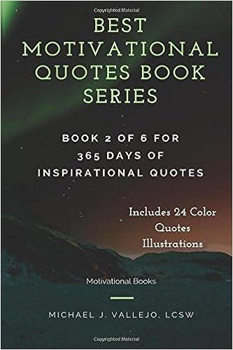 Motivational Books: Best Motivational Quotes Book Series