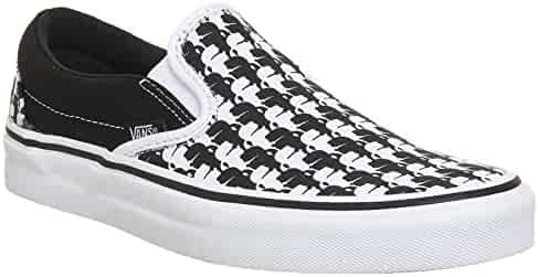 822117261888 VANS Karl Lagerfeld Classic Slip-On Womens Size 6.5 Black True White  Checkerboard Shoes VN0A38F7OEQ