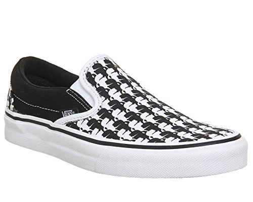 U White Karl Print Lagerfeld Deporte Zapatillas De Unisex Black Authentic Vans dqBwfd
