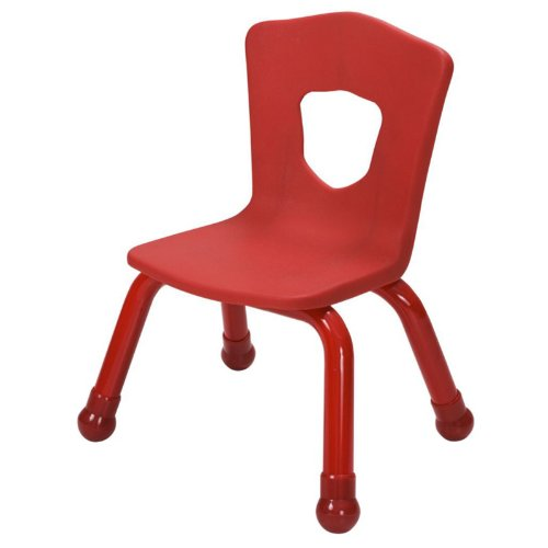Balt Kids Chair with Steel Frame, 13-1/2-Inch, Royal Blue -