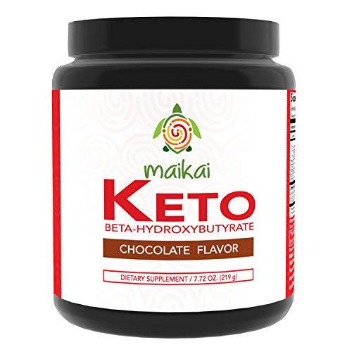 Exogenous Ketones Supplement (BHB) - Patented Beta-Hydroxybutyrates (Calcium, Sodium, Magnesium) Keto Powder – Ideal for Ketosis Diet, Fat Burning, Performance & Focus – Chocolate Flavor (15 Servi