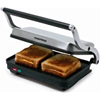 Toastess TSG710 Sandwich Grill, Stainless Steel
