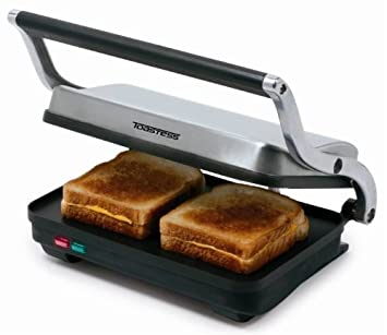 Amazon Toastess Sandwich Grill Stainless Steel Electric