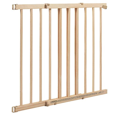 Evenflo Top-of-Stair Gate, Wood, Xtra Tall Review