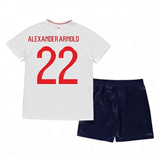 England Home Baby Kit - UKSoccershop 2018-2019 England Home Nike Baby Kit (Trent Alexander-Arnold 22)
