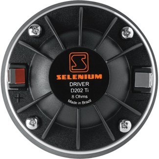 SELENIUM D202TI Channel Studio Subwoofer by Selenium