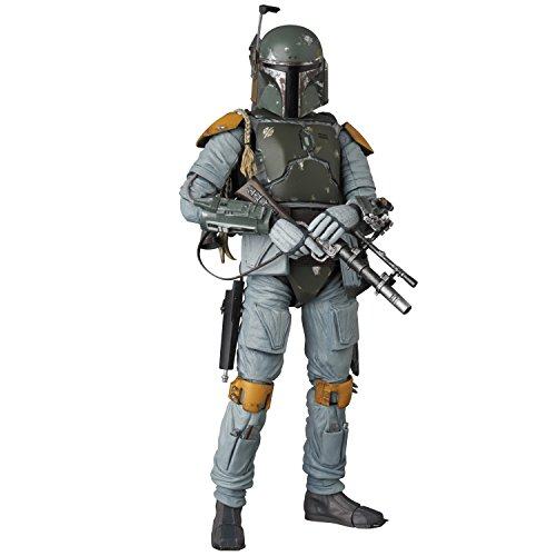 - Boba Fett Star Wars MAFEX No. 16 Action Figure