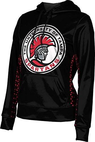 [ProSphere Women's University of Tampa Geometric Pullover Hoodie (Medium)] (Spartacus Outfit)