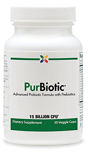 Stop Aging Now PurBiotic 15 Billion CFU, 1-Pack