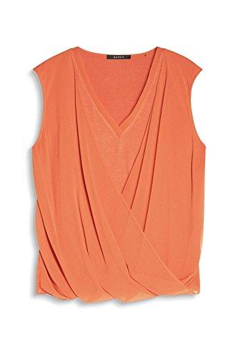 047EO1F014 Collection Orange Burnt Orange Blouse Femme ESPRIT q6xUwZ1U