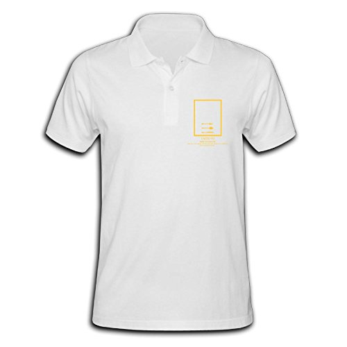 Male's Polo Shirt Short Sleeve With Classic Printing (Fat Amy Costume)