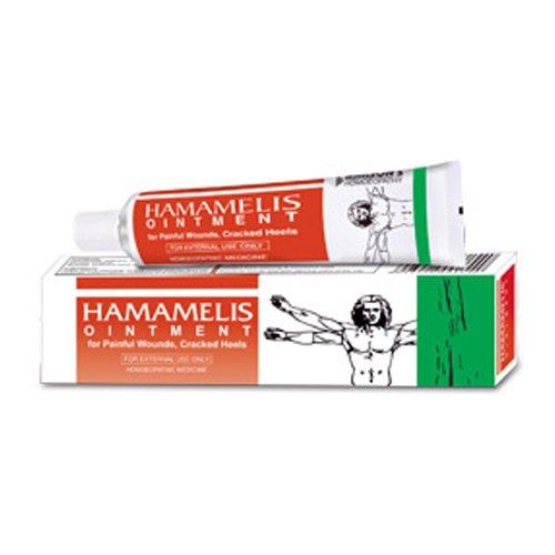 4 Lot Bakson's Homeopathy - Hamamelis Ointment Bleeding Piles