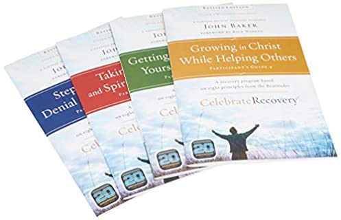 celebrate recovery revised edition participant s guide set a rh amazon com celebrate recovery participant guides pdf celebrate recovery participants guide pdf