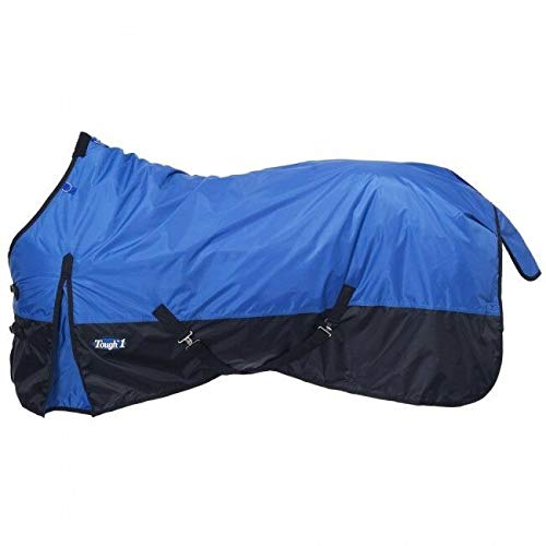 - Tough-1 420 Denier Turnout Blanket 150g 78In Blue