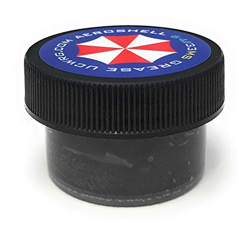Umbrella Corporation AeroShell 33MS / 64 Gun Grease .5oz / Mil-Spec for Barrel Nut Thread