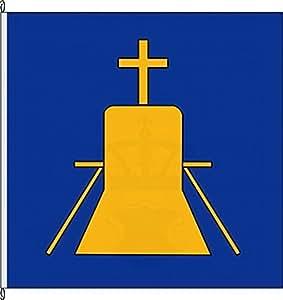 Bandera Bandera Pequeño Rams Pueblo (standarte)–40x 60cm