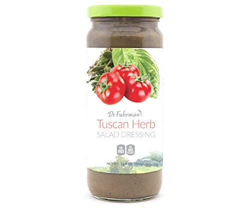 Dr. Fuhrman's Tuscan Herb Salad Dressing by Dr. Fuhrman