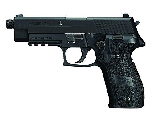 Sig Sauer Pistol Magazines - Sig Sauer P226 Air Pistol 177 Caliber 12G Co2 16 Round Black